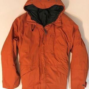 Spiewak Mens Expedition Parka Coat Size 3X